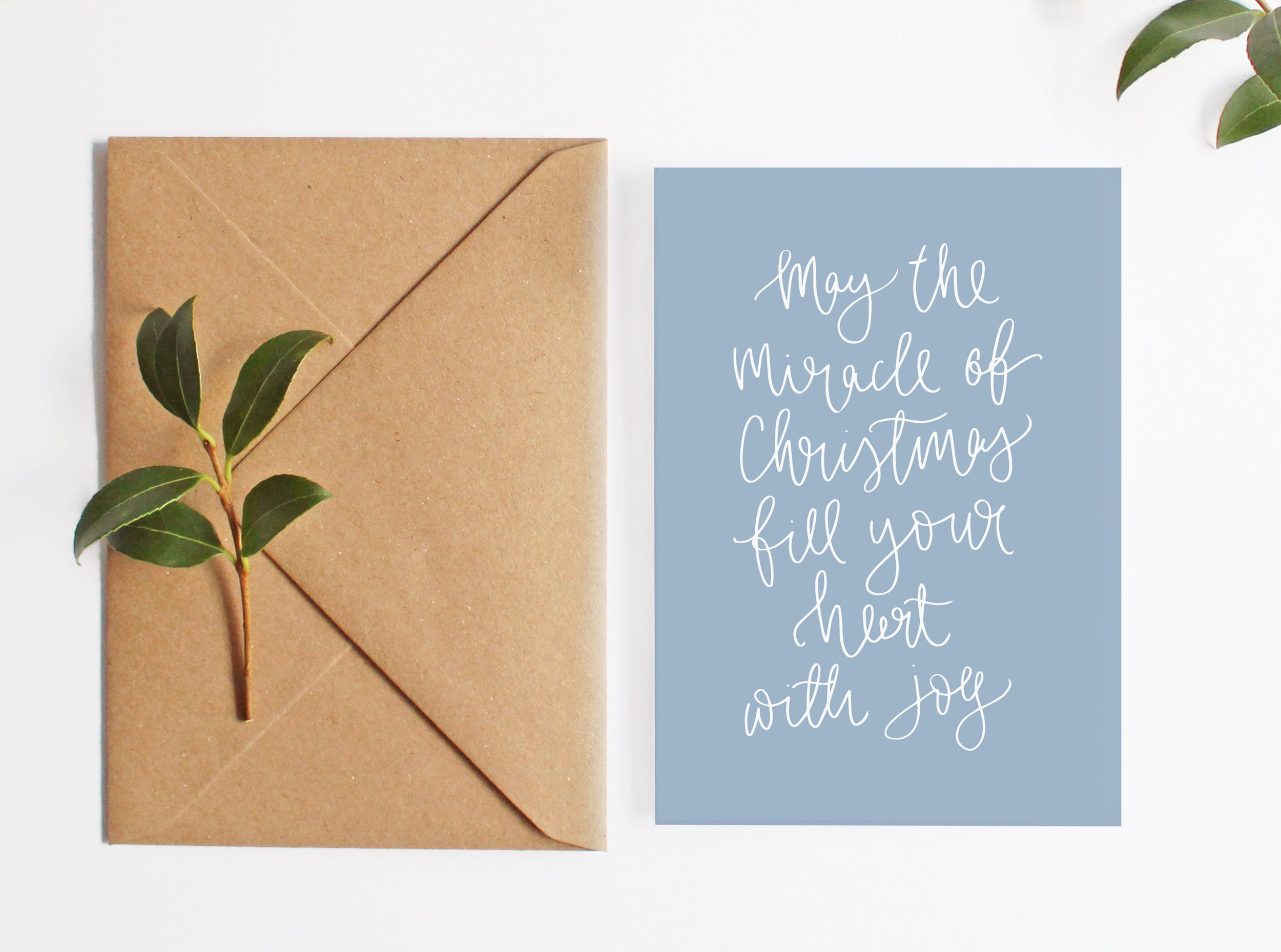 Modern Calligraphy Christmas Cards Creative Feel Modern Stationery Gifts Brush Lettering Workshops And Creative Kits Made In Brighton