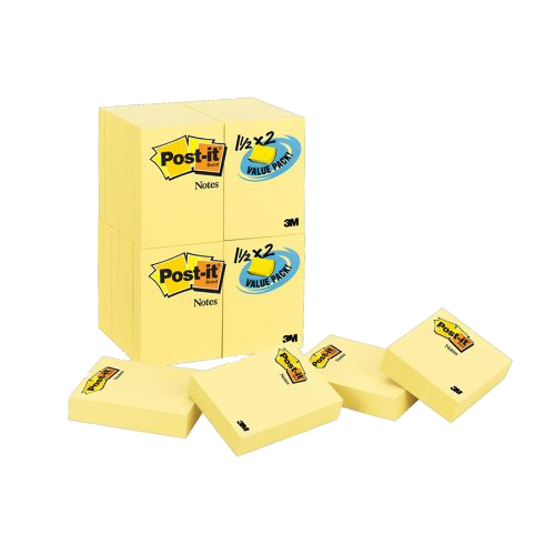 Classic Yellow Post-its