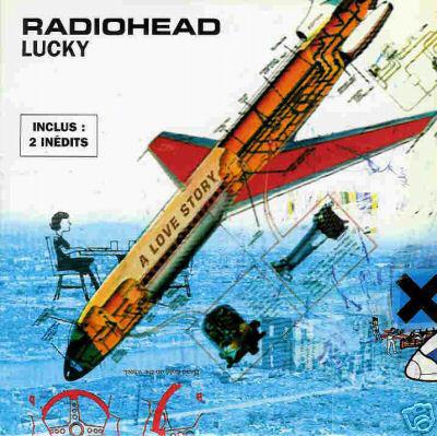 Também queremos nos safar dos desastres aéreos, Radiohead