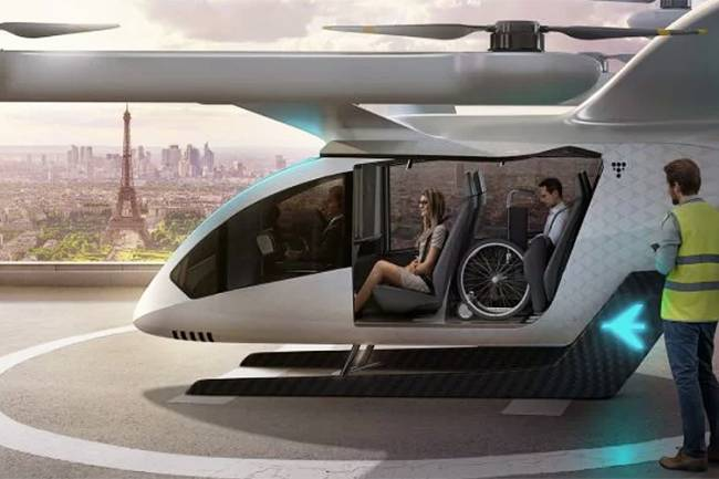 Segundo pesquisas da EmbraerX, usuários demandam equipamentos que tenham alguma semelhança com automóveis