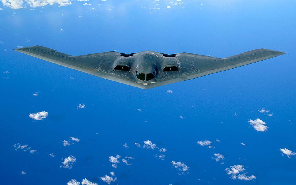 A foto é de divulgação da Força Aérea dos EUA