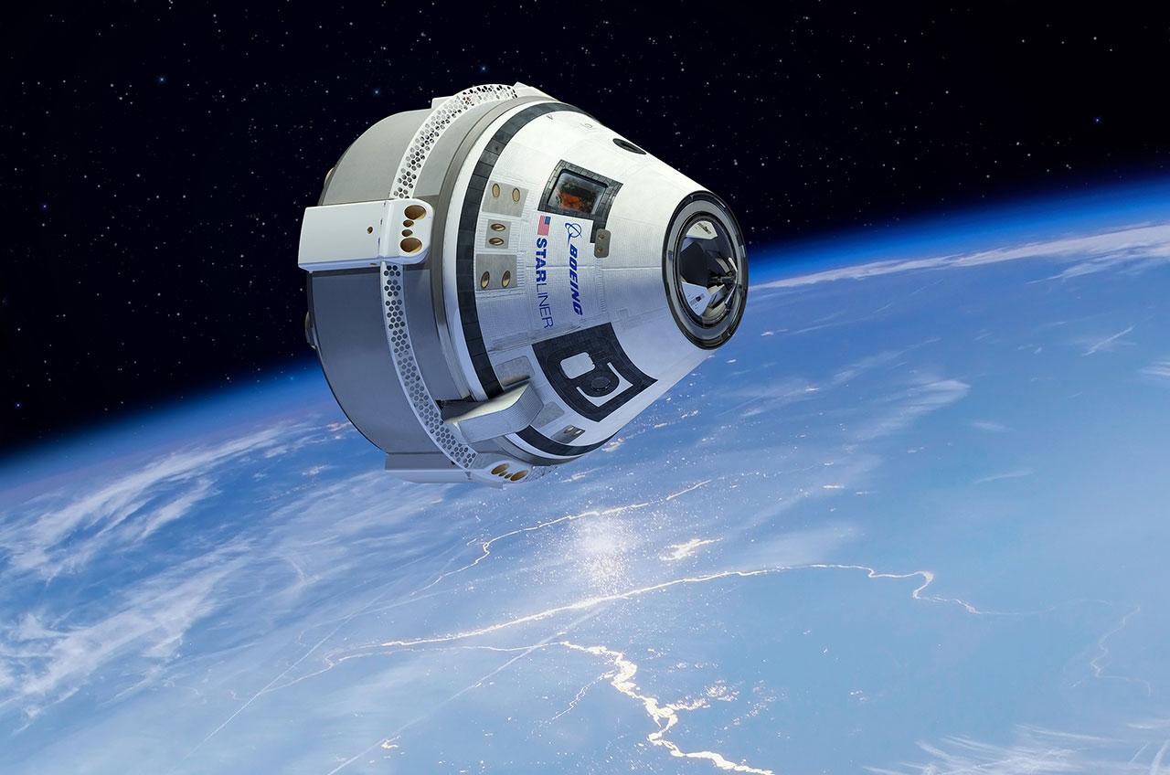 A cápsula espacial CST-100 Starliner é um projeto proposto pela Boeing. A sua principal missão será a de transportar tripulação à Estação Espacial Internacional