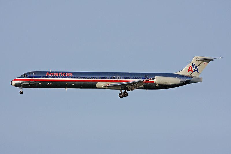 O último voo do MD-80 na American Airlines foi no início deste mês, entre as cidades de Dallas e Chicago