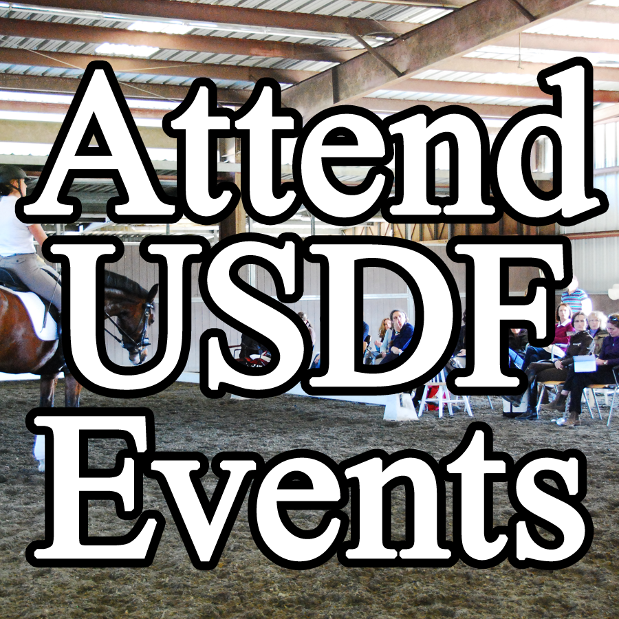 Attend USDF Events