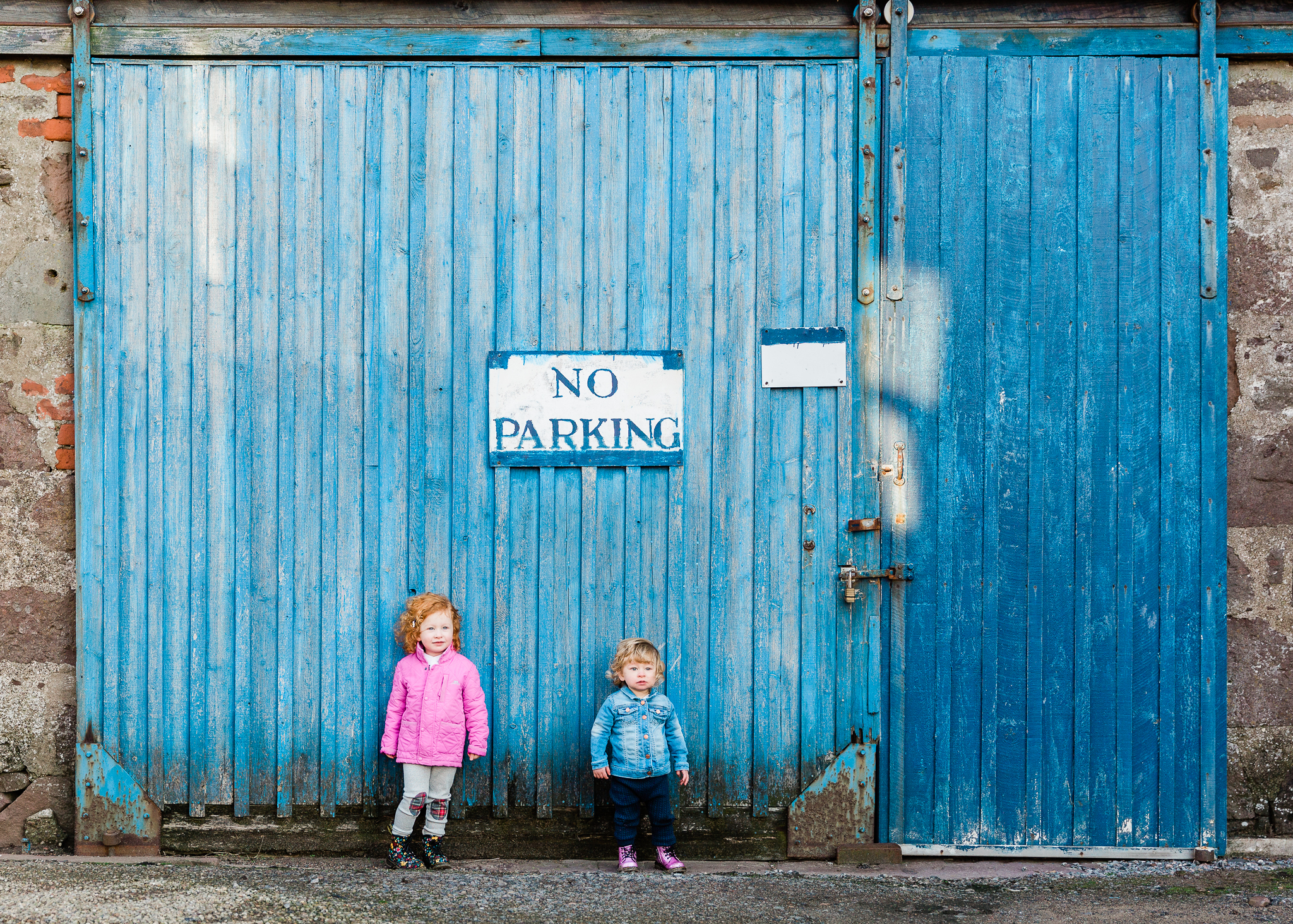 Aberdeen Family Photographer Stonehaven Harbour family photoshoot