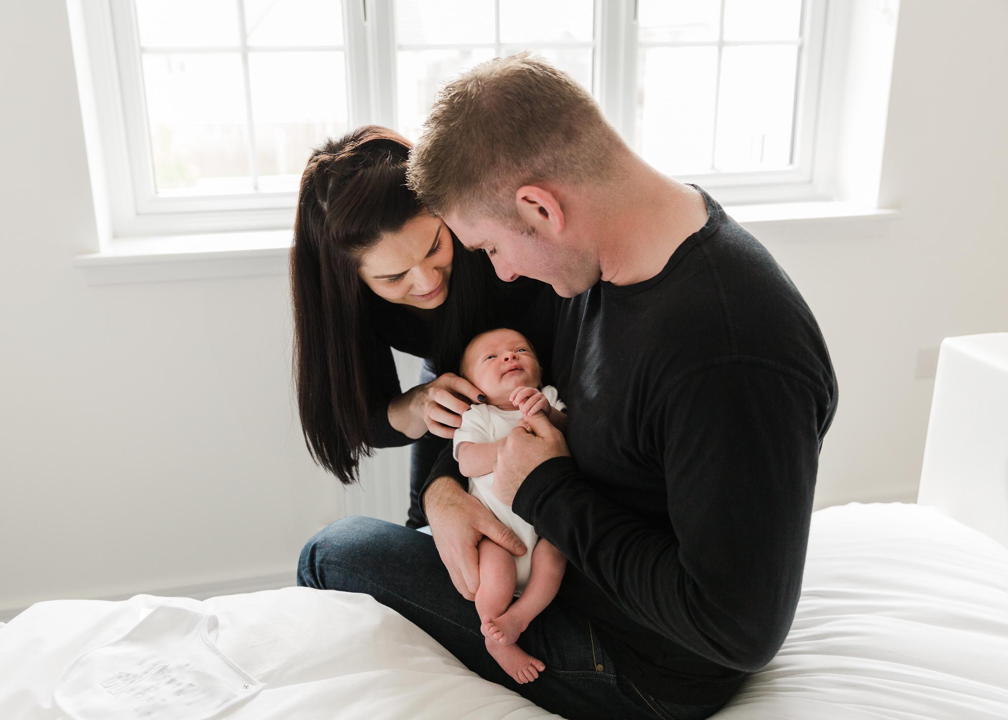 aberdeen newborn photographer at home newborn