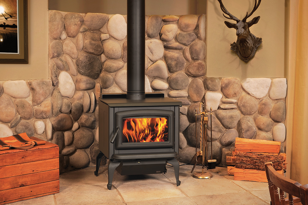 Pacific Energy Super Wood Stove