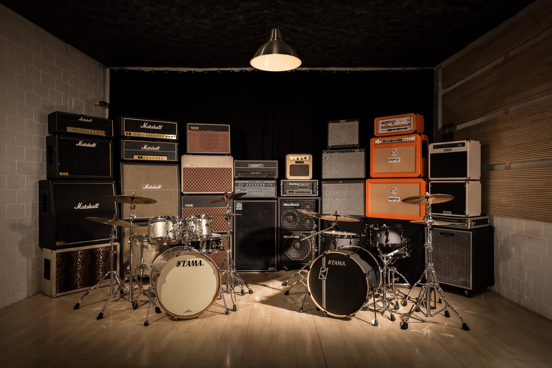 «Drums & Backline»