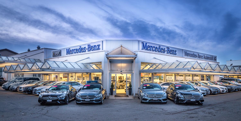 Filiale Mercedes-Benz, Thun