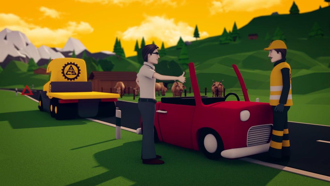 Corporate Film «ACS - Leistungen für Mitglieder»