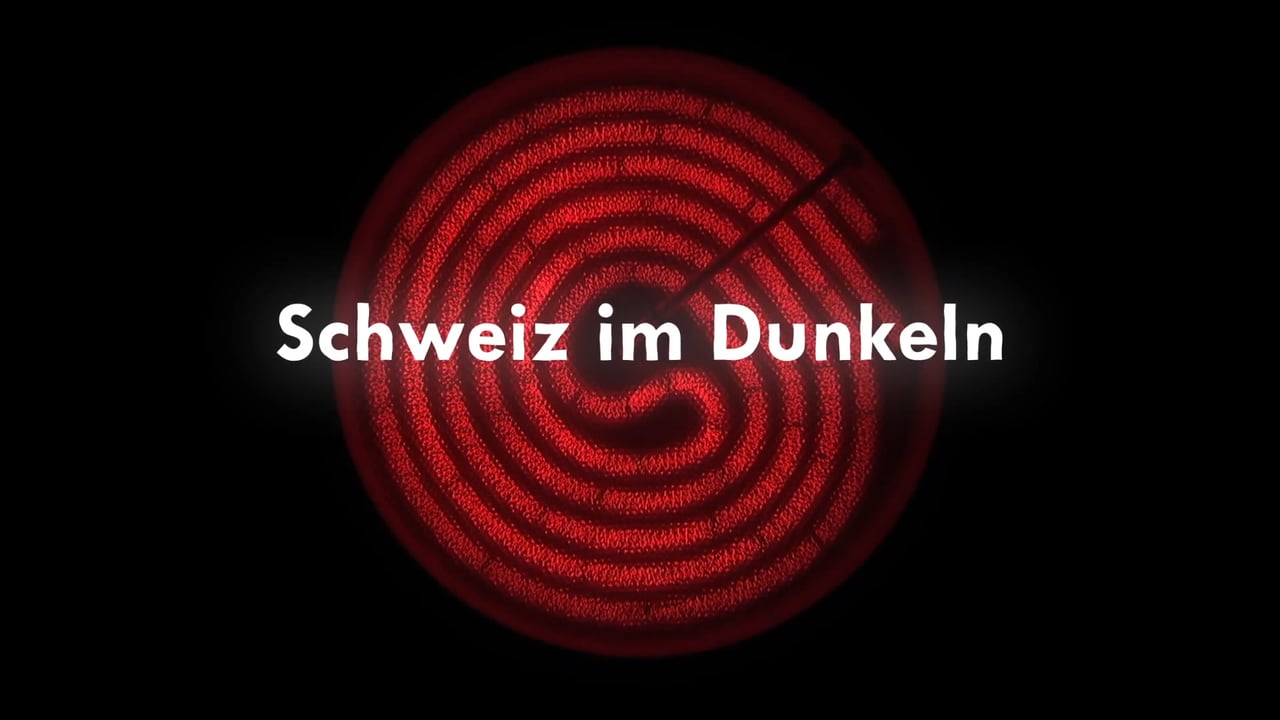 """Timelapse """"Schweiz im Dunkeln"""""""