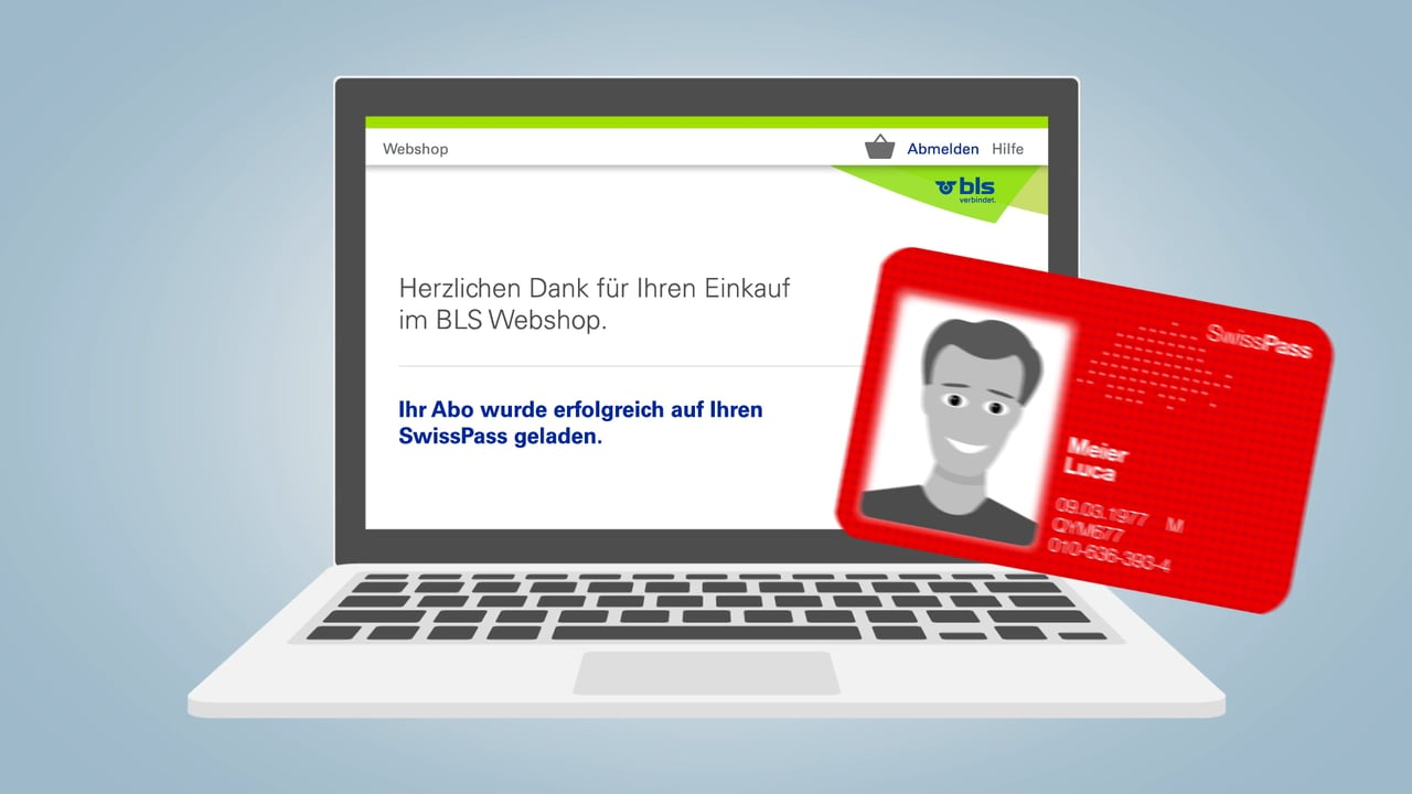 Explainer Video «BLS SwissPass»