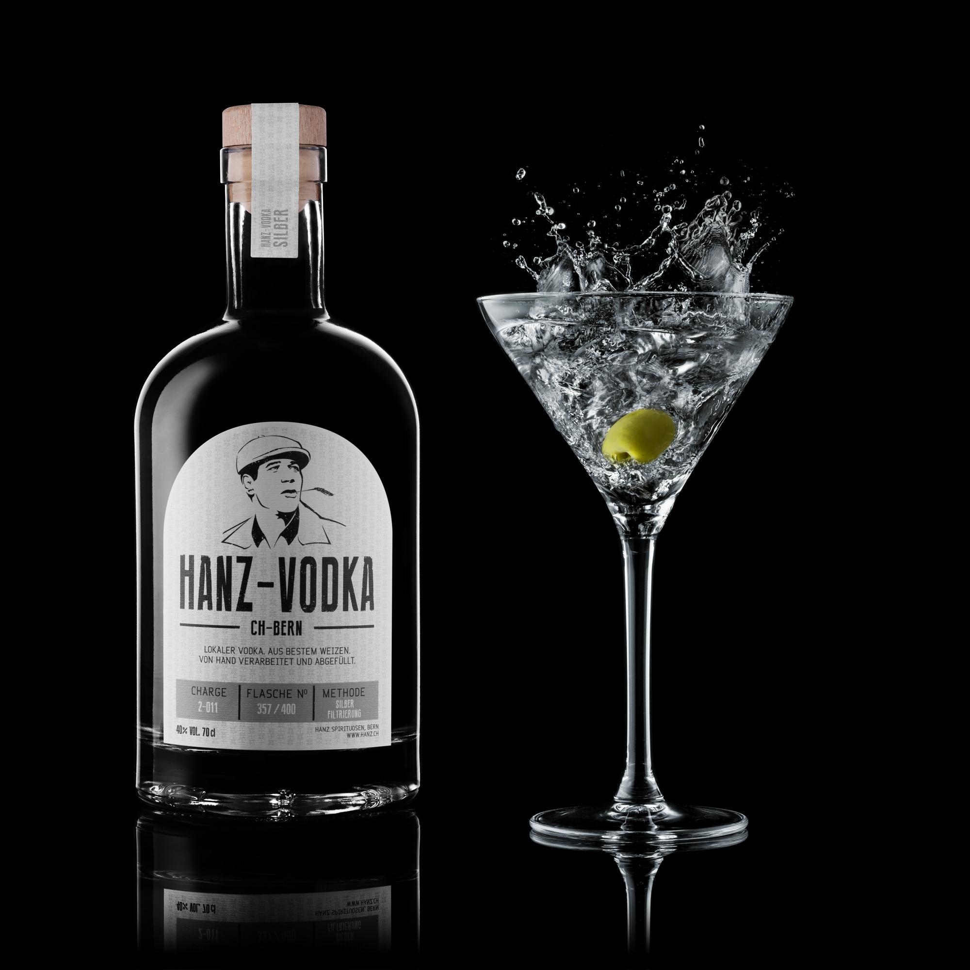 Wodka-Martini
