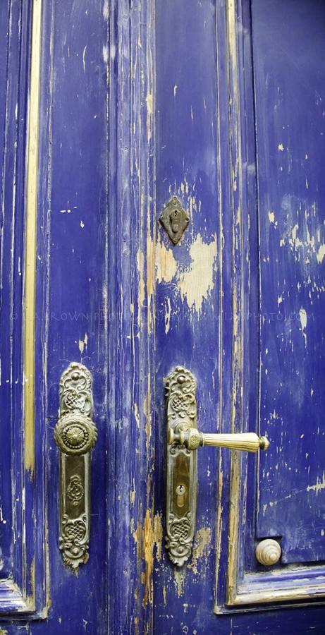 Blue Door Prague