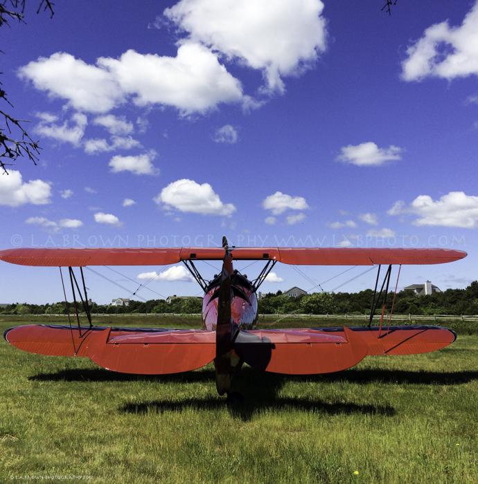 Classic Aviators, Biplane Ride