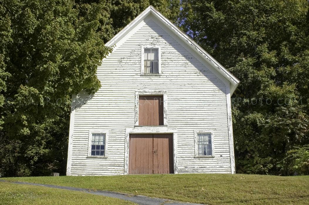 Barn House Red Door