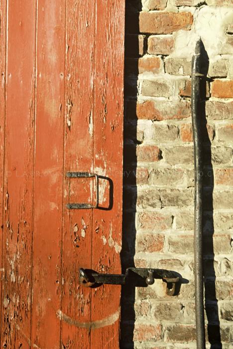 Belgian Door