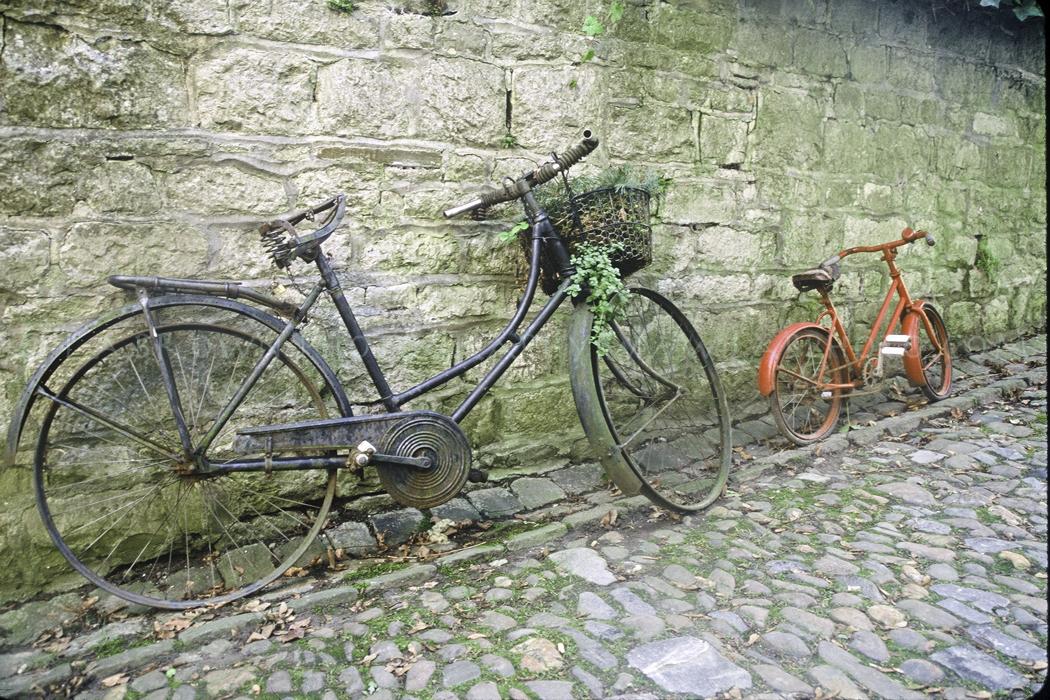 West Tis Two Bikes