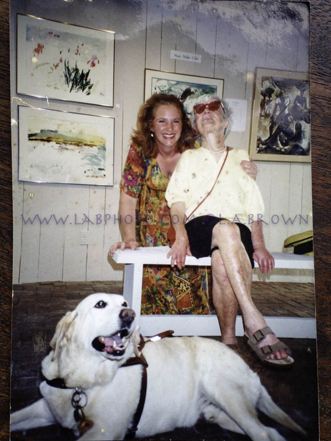 Mary Coles, and Lisa