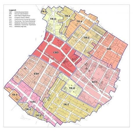 East Orange, NJ Transit Village Redevelopment Plan