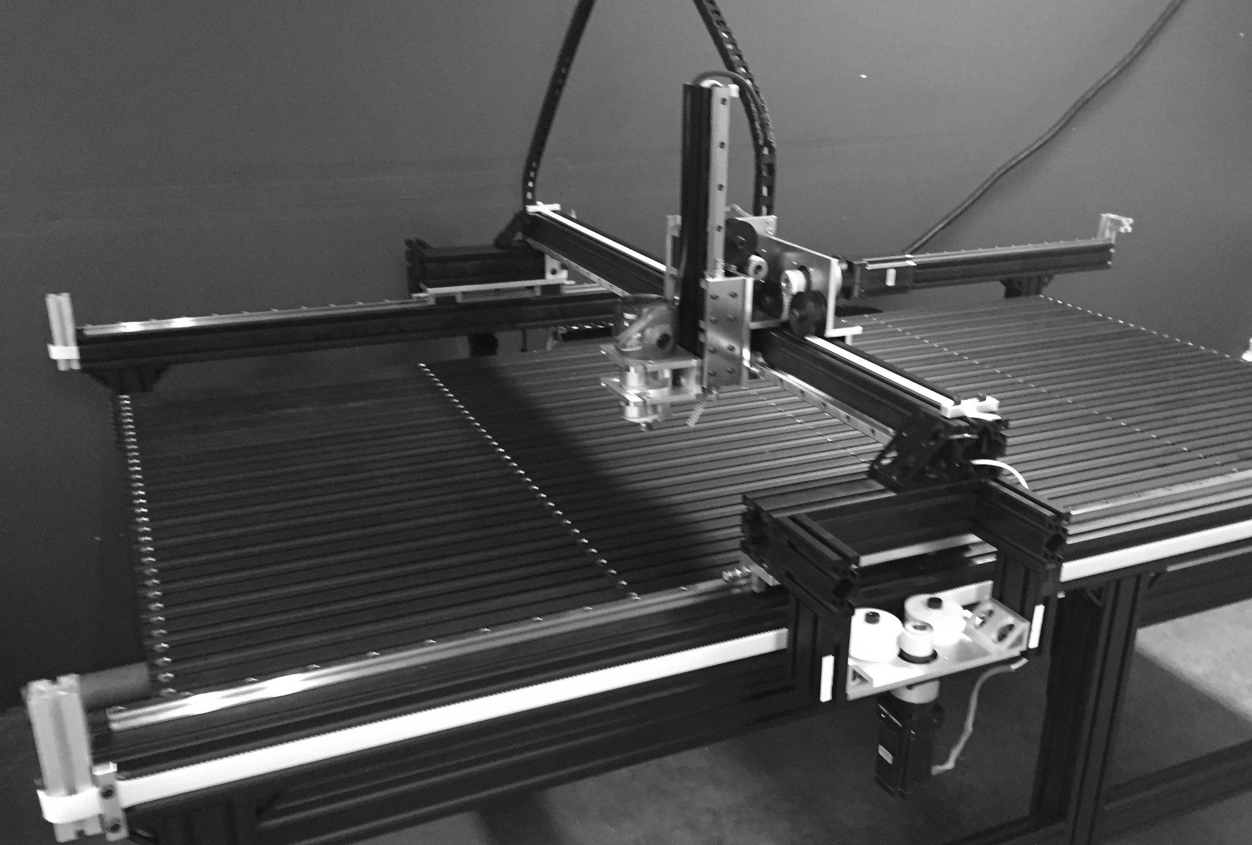 Precision Shaper Wake Surf Machine