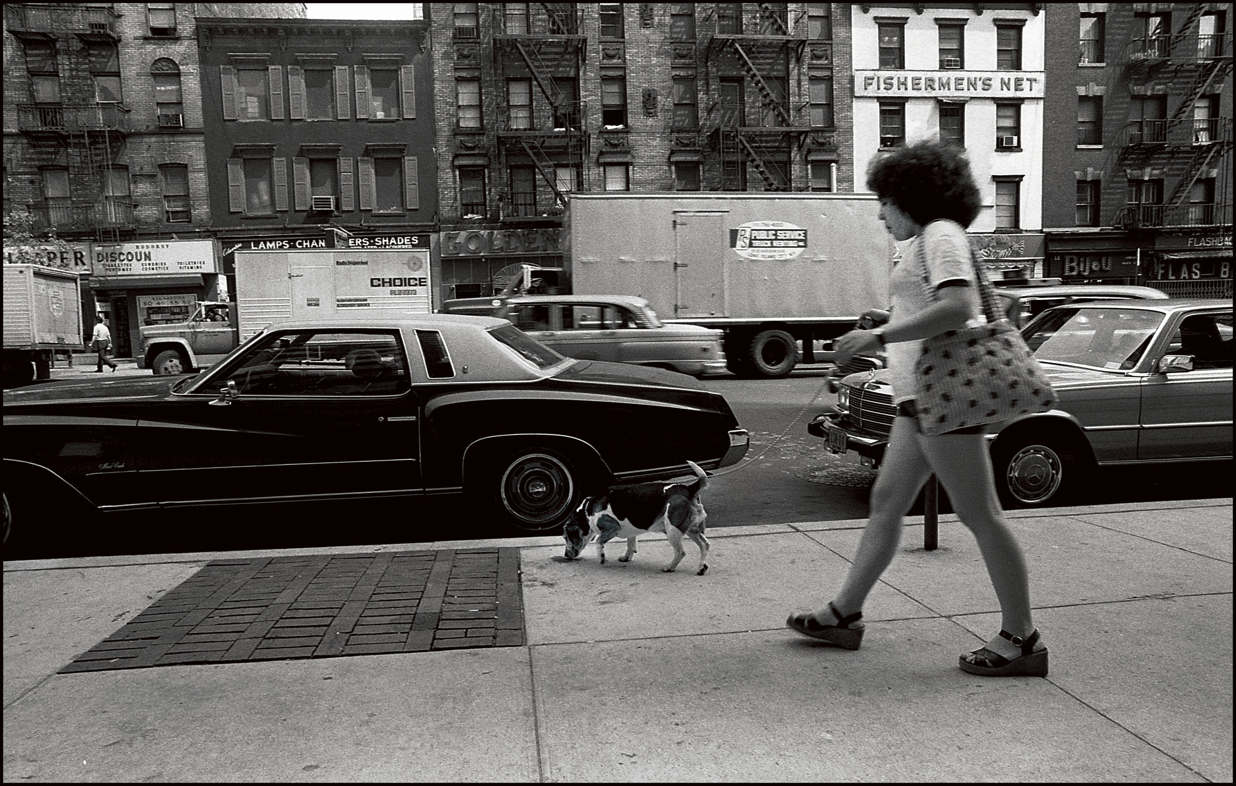 West 23rd Street during the mid-70's