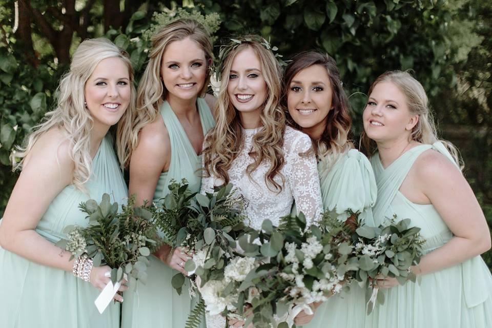 cleveland makeup artist bridal