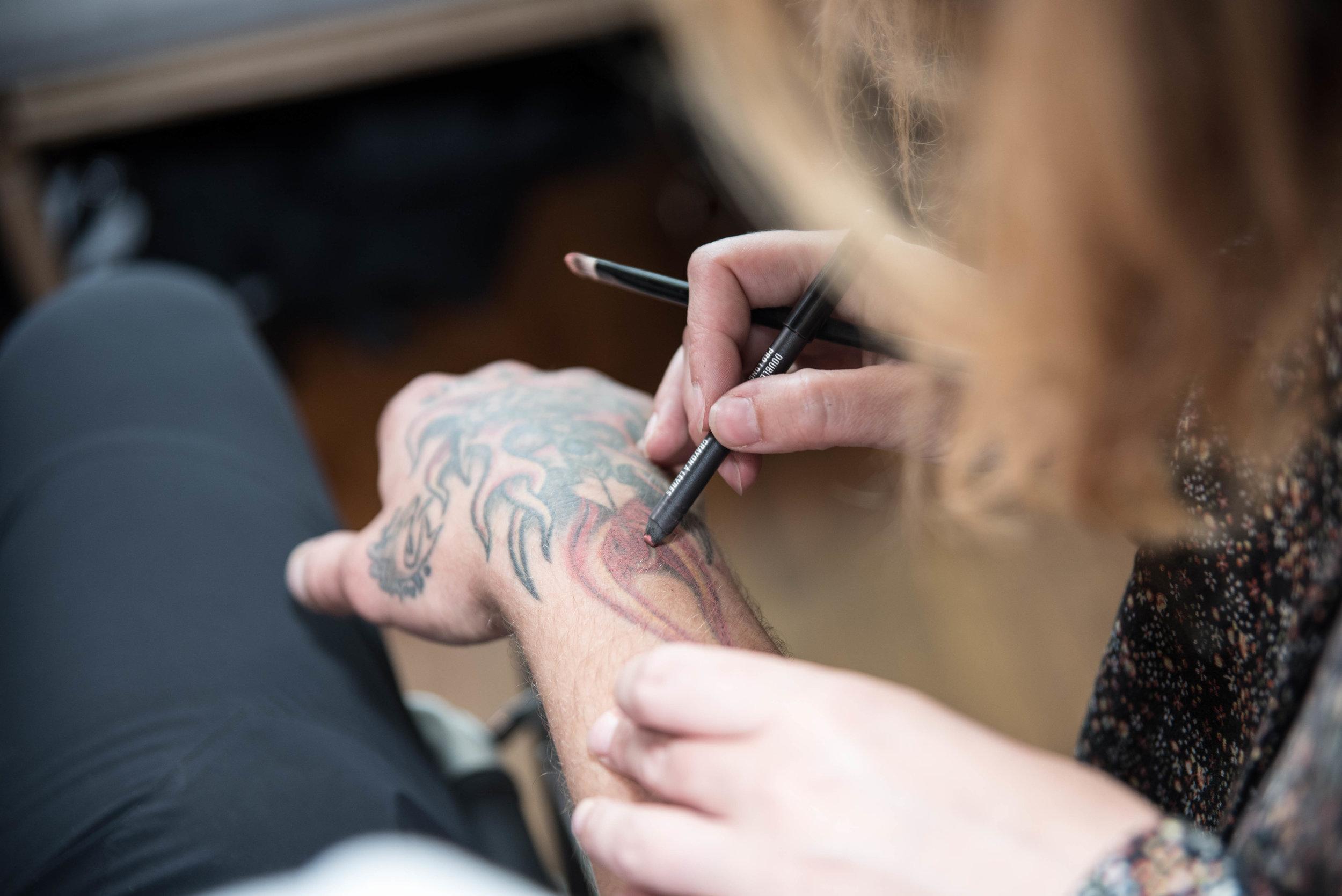 cleveland makeup artist tattoo cover up