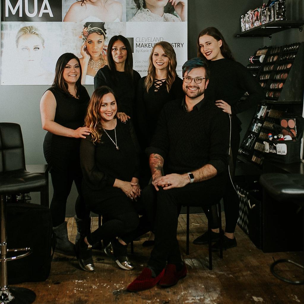 Cleveland Makeup Artist