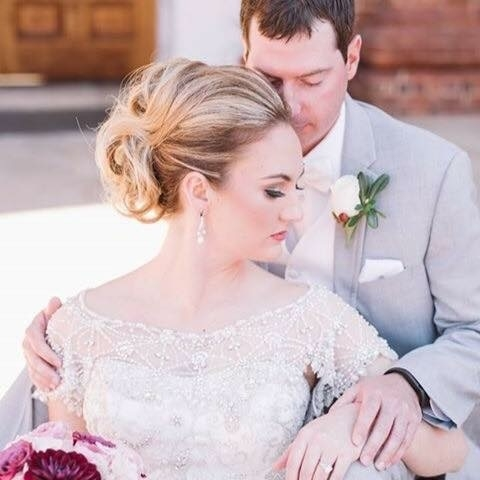 Custom Hairstyle Service    For Brides, Bridesmaids, and Others   Using the latest bridal techniques and products, your hair is sure to look its absolute best for this special and memorable day!