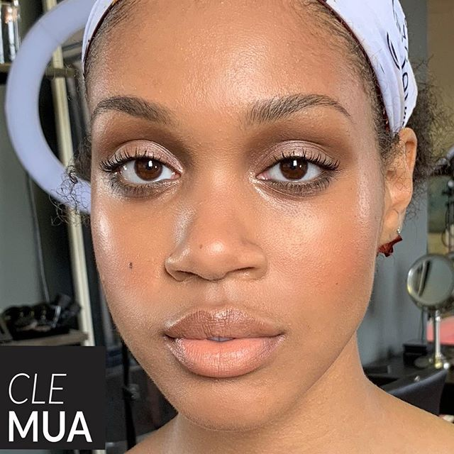 """We think a perfectly executed natural beauty look is one of the toughest to achieve! Loved creating this """"no makeup"""" look, focusing on a perfectly glowing skin, for @216ix!!! Can't wait to see the final looks from the genius @kls1.photo! #Clevelandmakeupartist #makeupartistcleveland #clevelandbride #clevelandweddings #weddingscleveland #maccosmetics #clevelandmakeup #clevelandmua #clevelandmakeupartistry #bridalmakeup #clevelandmakeup #clemua #clemakeup #clevelandbridalmakeup #clemakeupartist #cleveland #clebride #clevelandstylist #clevelandphotography #clevelandfashion #ohiomakeupartist #clevelandboudoir #ohioboudoir #boudoir #clevelandmodel #columbusmakeupartist #editorialmakeup #patmcgrath #thisiscle"""