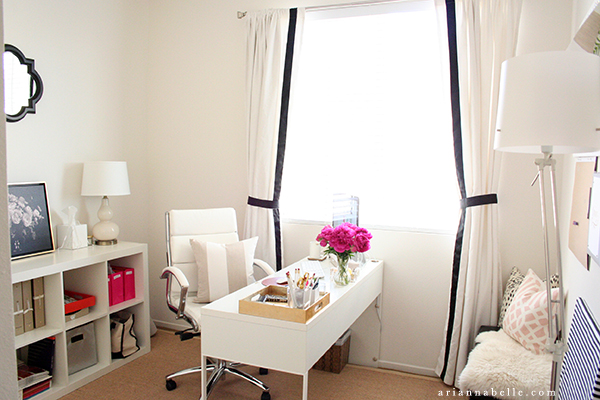 Arianna Belle home office