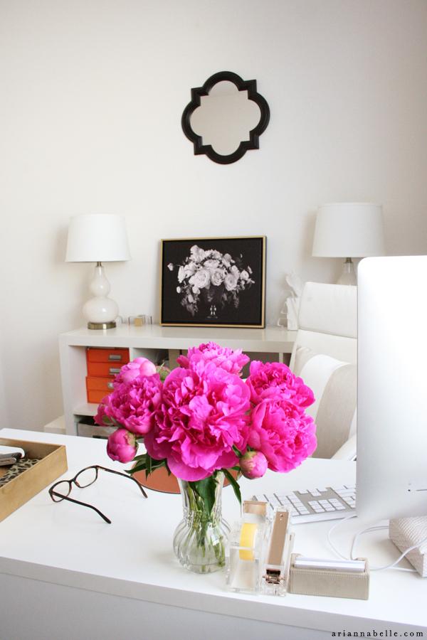 Arianna Belle home office