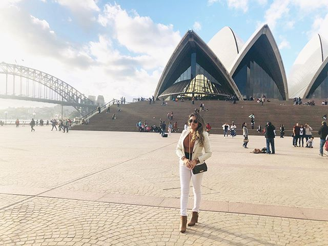 Sydney! I how I've missed you. 💓 #mydreamcity✨