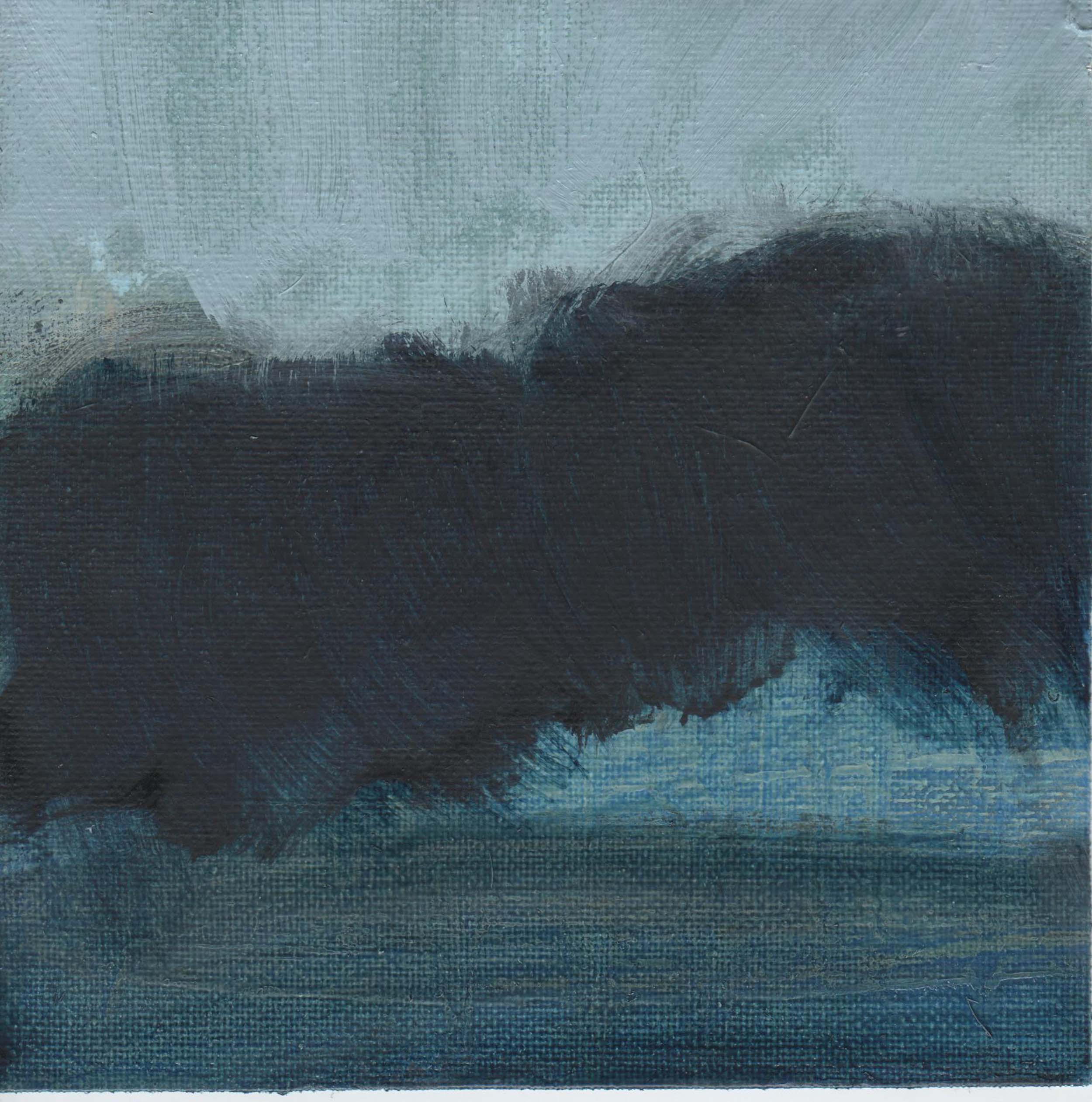 Leah Beggs 2008 - Rain Beckons -Oil on Unstretched Canvas-15 x 15 cm_sml.jpg