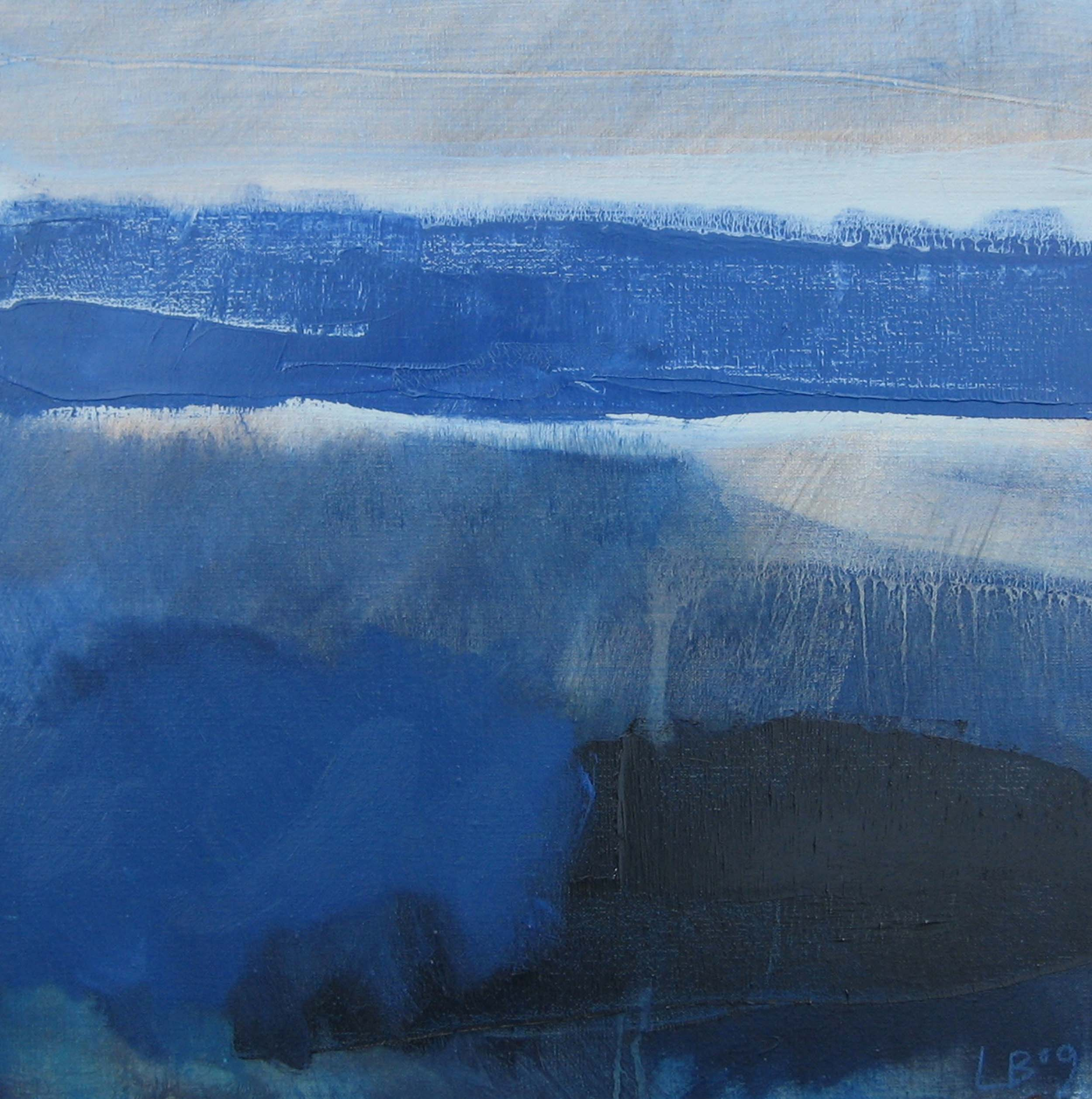 Leah Beggs 2009 - Connemara Blues  - Oil on Canvas  - 41 x 41 cm_sml.jpg