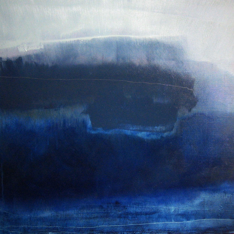 Leah Beggs 2009 - Pier at Dusk, Connemara - Oil on canvas 70 x 70cm (1)_sml.jpg