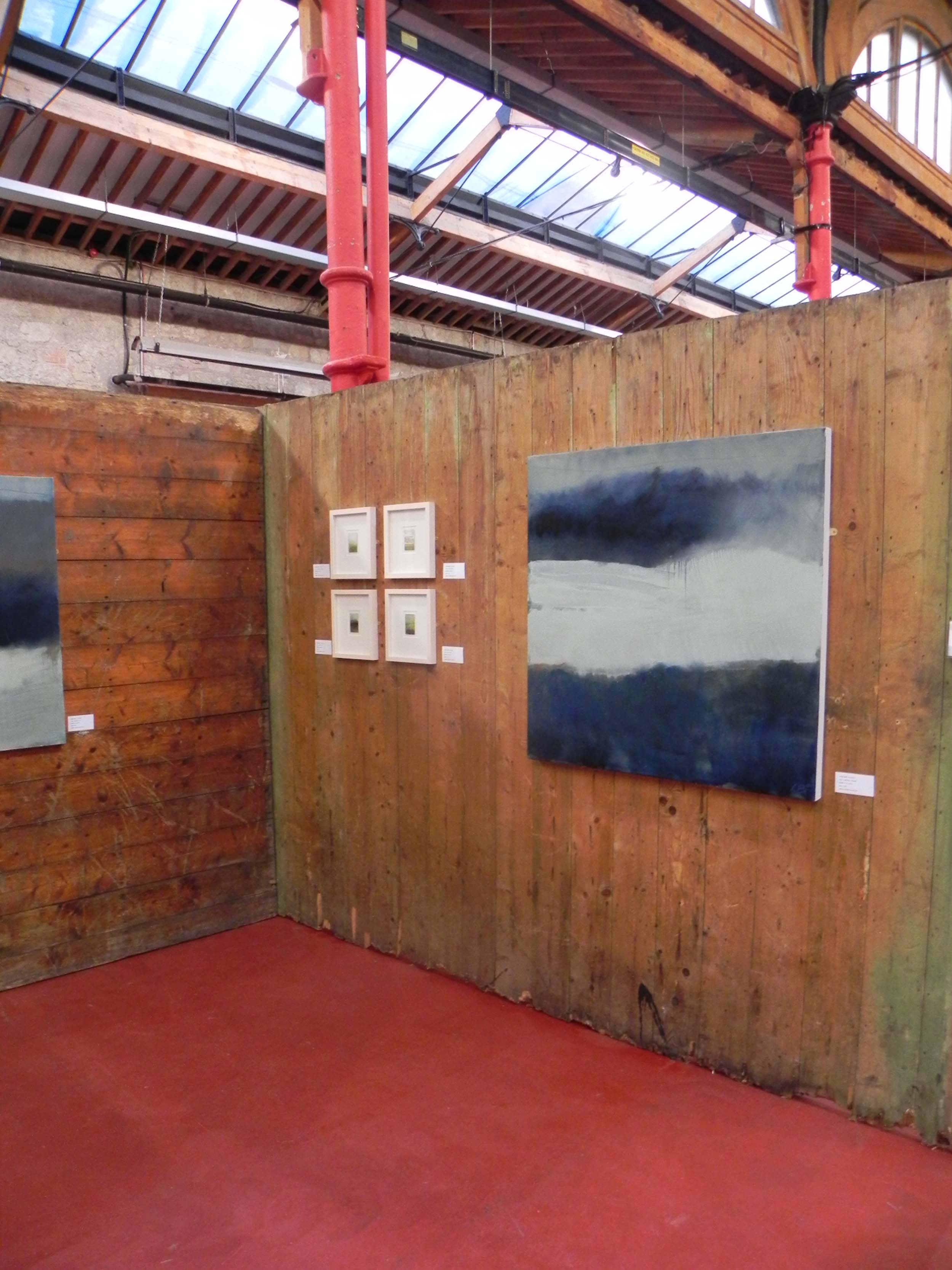 Installation view from CCA:RDS 2010