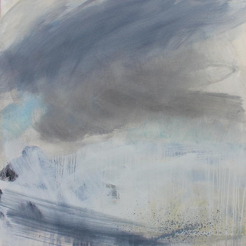 'CHANGING SKIES NEAR INISHNEE'