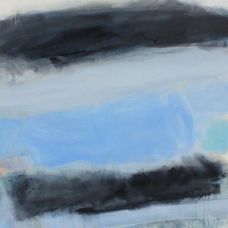 'A PATCHWORK OF BLUES'