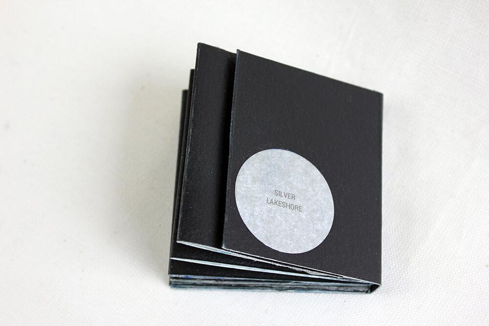 Leah+Beggs++-+Silver+Lakeshore+1+-+Artist+Book+-+Accordian+Style+-+7.5+x+7.5+x+1.3cm+.jpg