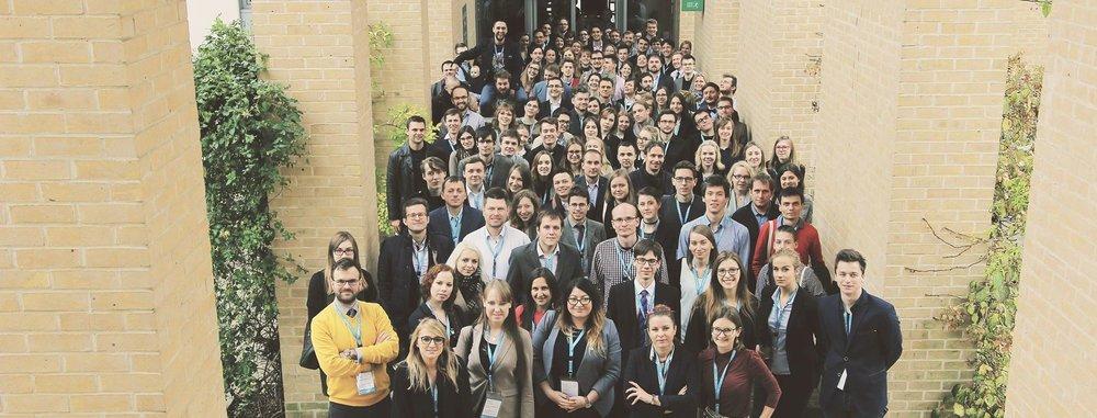 Uczestnicy SPP2016 w Oksfordzie