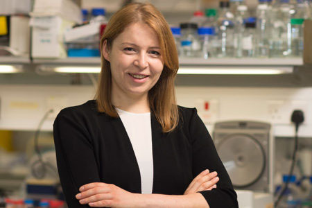 Patrycja Kozik - Group Leader, MRC Laboratory of Molecular Biology (LMB), Cambridge (UK)