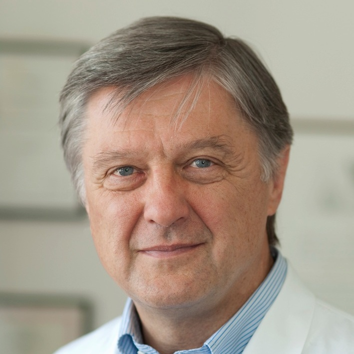 Prof. Richard Frąckowiak - Professor Emeritus, UCLExploring the human brain with neuroimaging