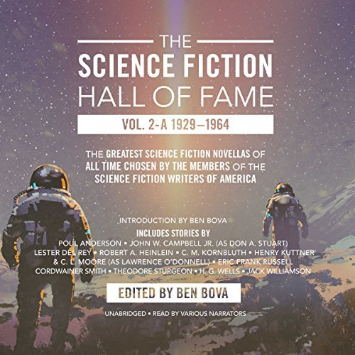Science Fiction Hall of Fame Vol. 2-A  (to hear an excerpt,  click here !)