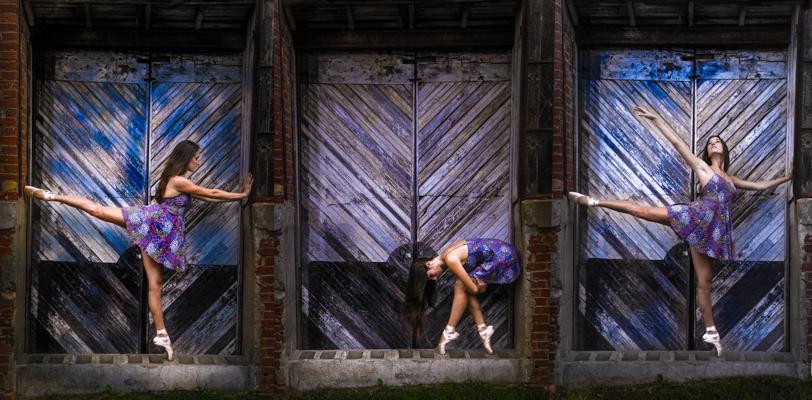 The Ballet at the Door , Zohaib Akhtar
