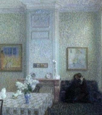 intérieur. 1911