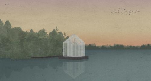 form-ing floating pavilion by salon.2015