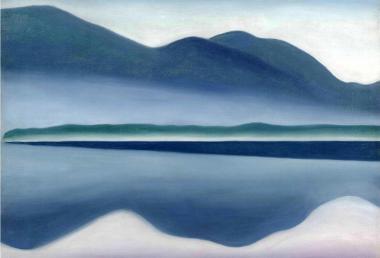 lake george. 1922