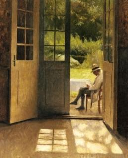 the open door. 1912